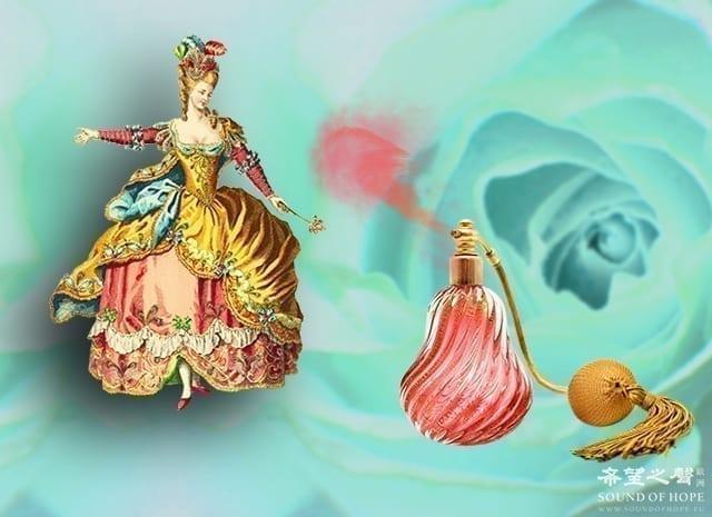 法国 香水 文化