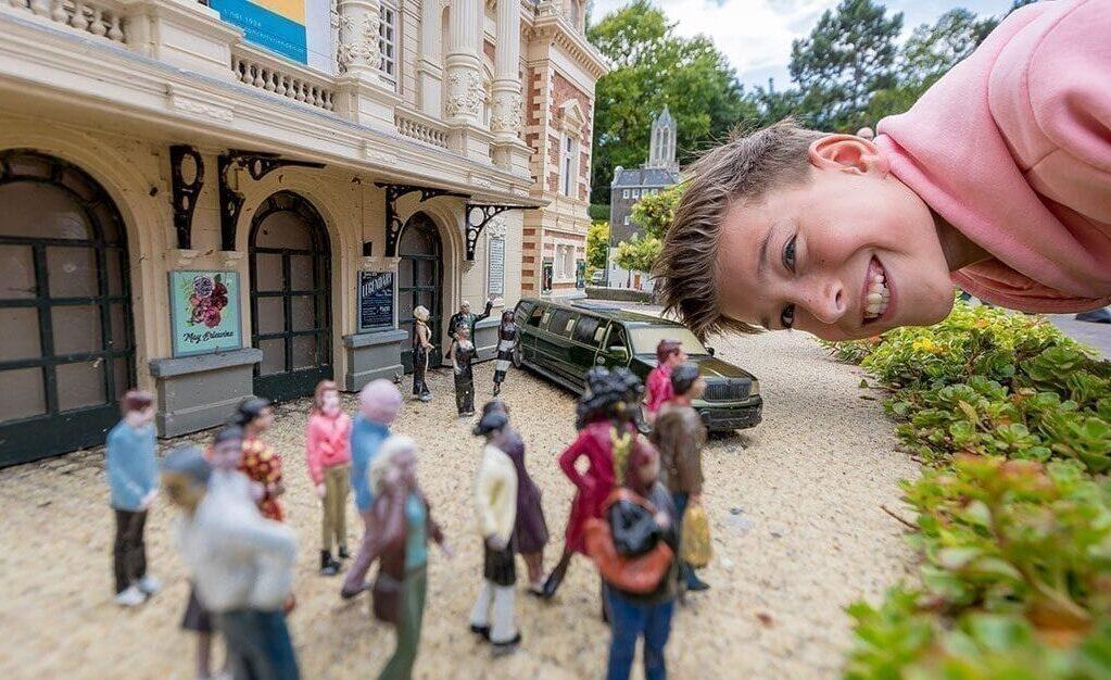 荷兰 旅游 小人国