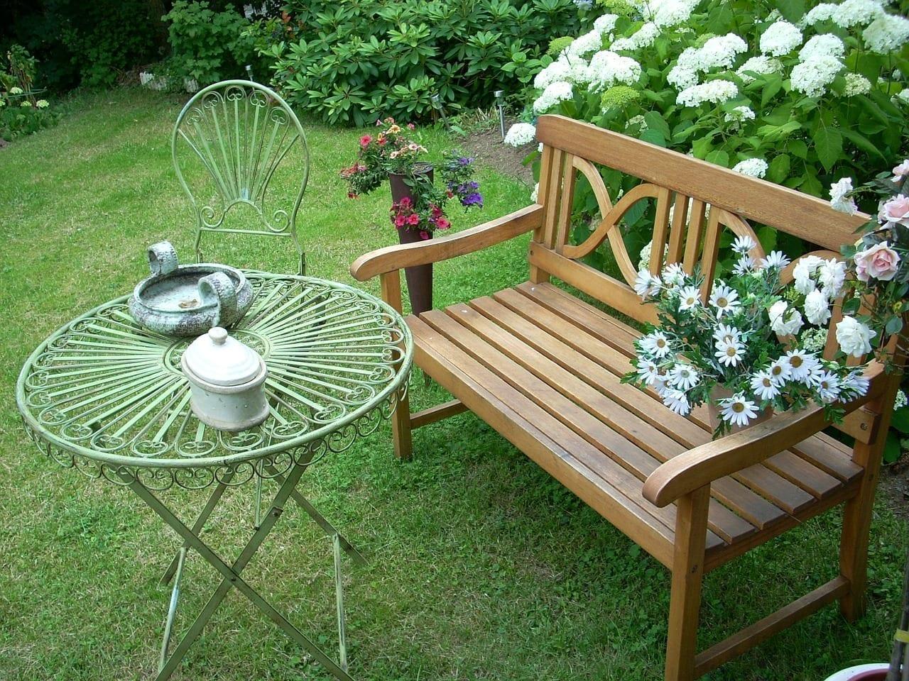 欧洲 花园 打理花园