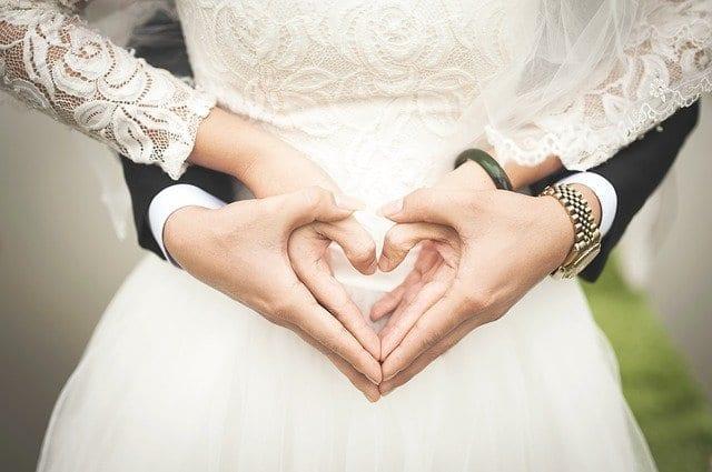 法国 婚礼 中法
