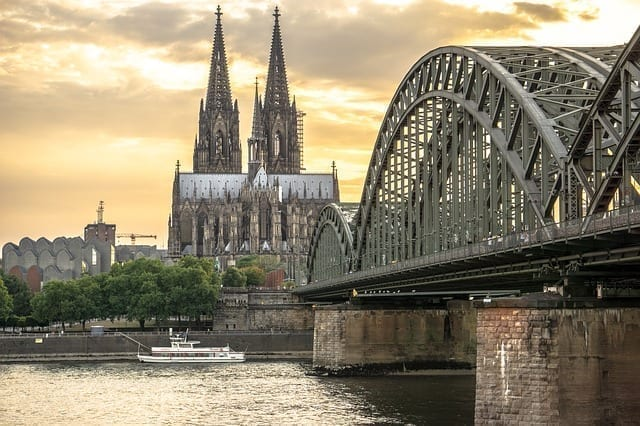 德国 科隆 旅游