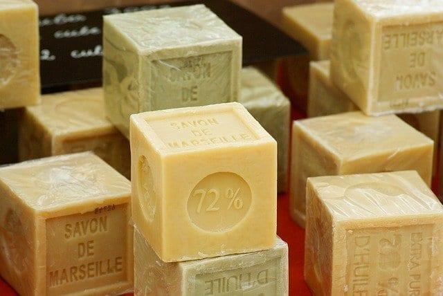 法国 特产 马赛皂