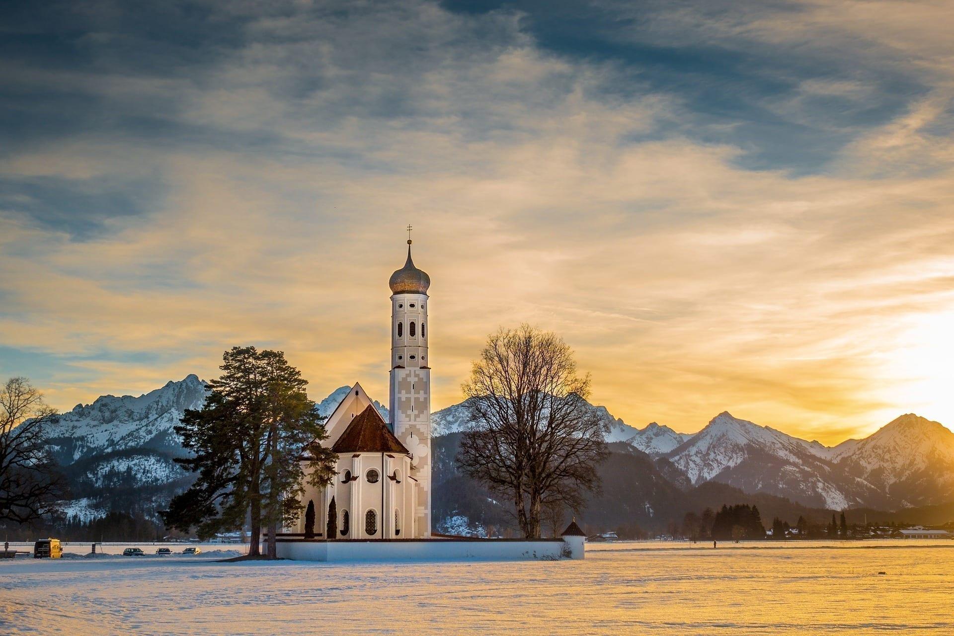 德国 旅游 小镇