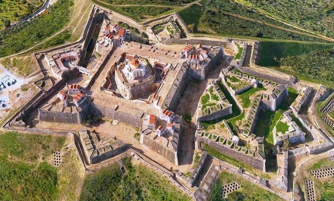 葡萄牙 城堡 古堡