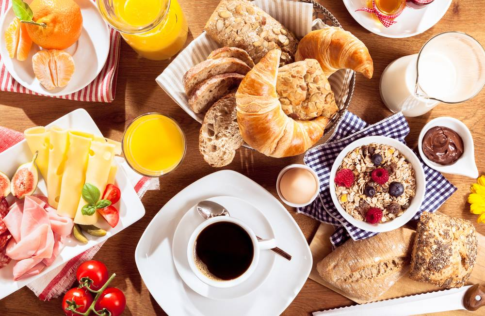 欧洲人 早餐 饮食习惯