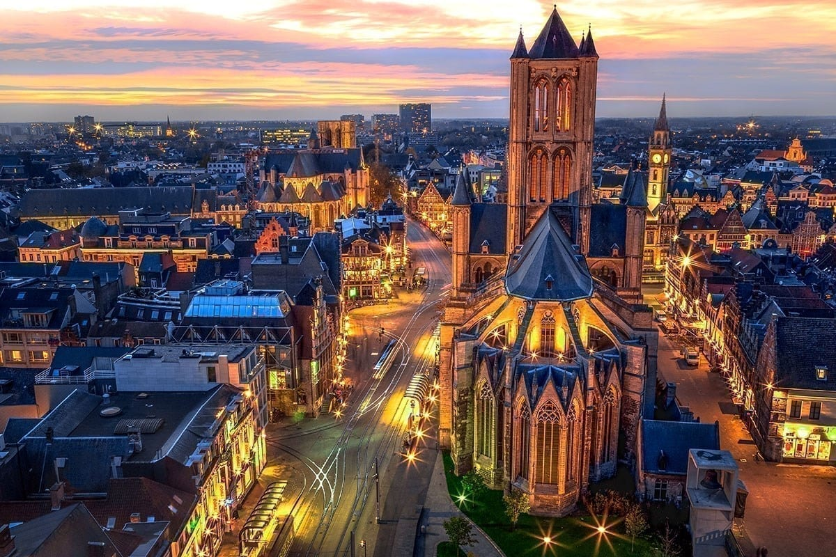 比利时 根特 旅游