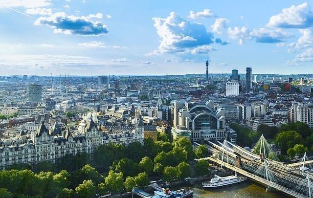 伦敦 房产 房价