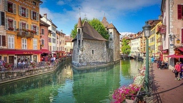 法国 Annecy 安纳西