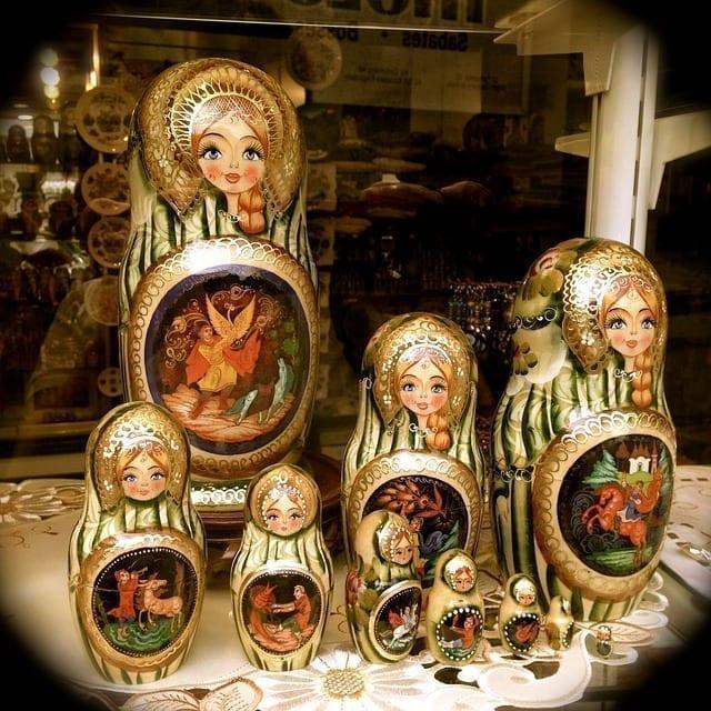 俄罗斯套娃 来历 起源